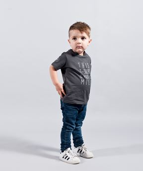 Picture of Kids t-shirt made of milk