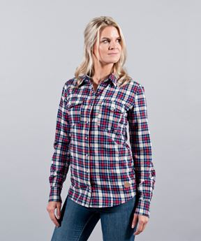 Picture of Checkered blouse