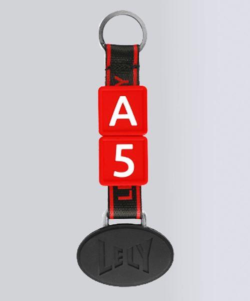 Image sur Porte-cle Lely Astronaut A5 avec poids