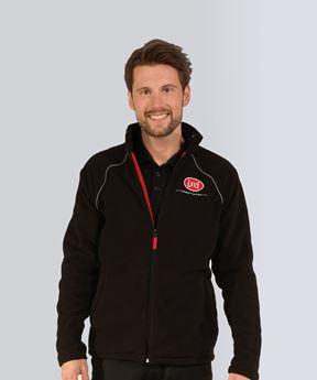Picture of Fleece jacket black