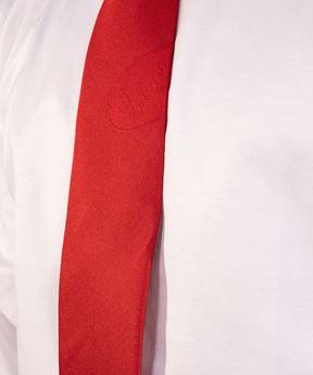 Bild von rote Krawatte