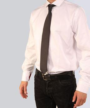 Image de cravate noire