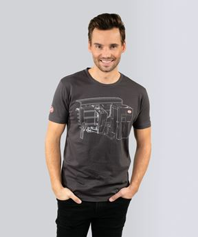 Picture of T-shirt astronaut