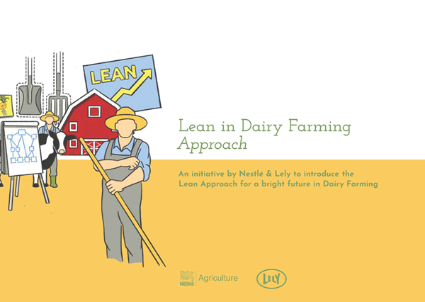 Picture of  Lean in dairy farming - Approach