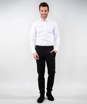 Afbeeldingen van Heren pantalon Cyprus (zwart)