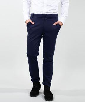 Afbeeldingen van Heren pantalon Cyprus (blauw)