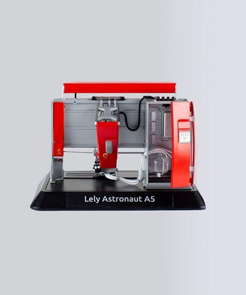 Afbeelding van Lely Astronaut A5 Miniatuur robot